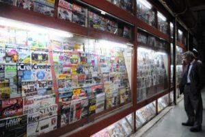 Newsletters, Journals, Magazines
