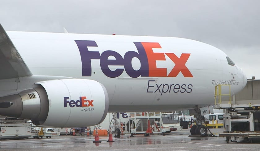 "FedEx Corp. hit the product-placement jackpot with ""Cast Away,"" a movie in which Tom Hanks plays a FedEx engineer who survives four years alone on a South Pacific island."